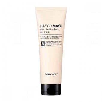 Восстанавливающая маска для волос Tony Moly Mayo Hair Nutrition Pack 2