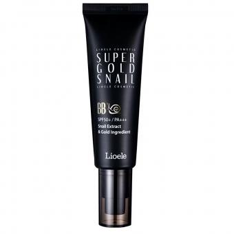 Золотой Улиточный ББ-крем Lioele Snail Gold Super BB