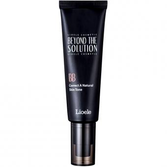 ББ крем для проблемной кожи Lioele beyond the solution BB cream