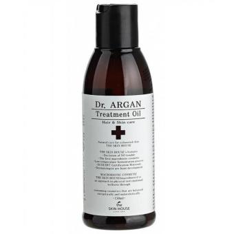 Масло для поврежденных волос The Skin House Dr. Argan Treatment Oil