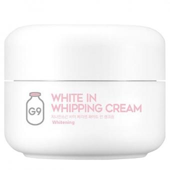 Осветляющий крем для лица G9Skin White In Whipping Cream