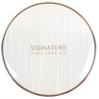Тональный кушон Missha Signature Aura Tension Deep Moisture SPF37/PA++