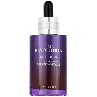 Ночная антиэйдж-сыворотка Missha Time Revolution Night Repair Science Activator Ampoule