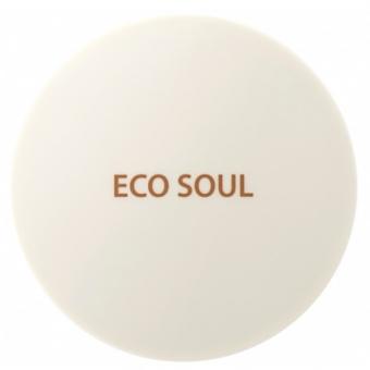 Рассыпчатая пудра The Saem Eco Soul Bounce Powder
