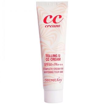 Легкий СС-крем Secret Key Telling U CC Cream SPF 50 PA