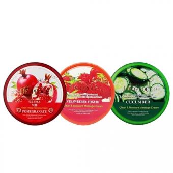 Массажный крем Deoproce Premium Clean & Moisture Massage Cream