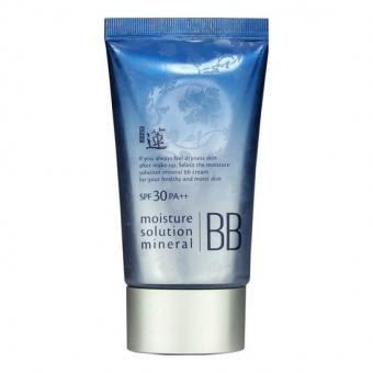 Увлажняющий BB-крем Welcos Lotus Moisture Solution Mineral BB Cream