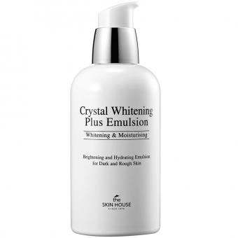Эмульсия осветляющего действия The Skin House Crystal Whitening Plus Emulsion
