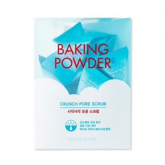 Скраб в пакетиках Etude House Baking Powder Crunch Pore Scrub