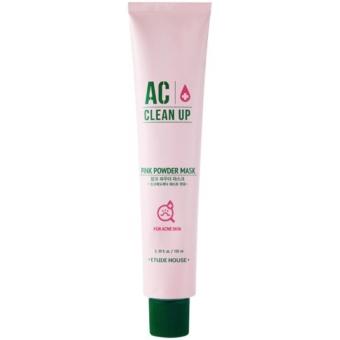 Маска для проблемной кожи Etude House AC Clean Up Pink Powder Mask