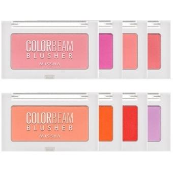 Компактные румяна Missha Colorbeam Blusher
