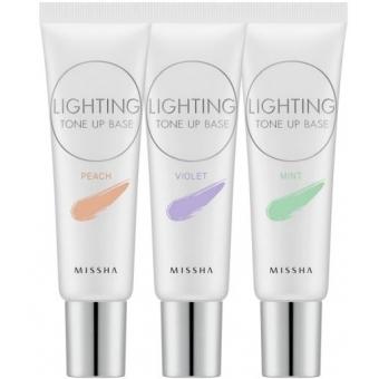 Основа под макияж Missha Lighting Tone Up Base SPF30 PA++