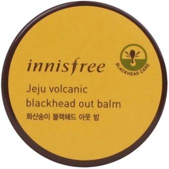 Очищающий бальзам с вулканическим пеплом Innisfree Jeju Volcanic Black Head Out Balm