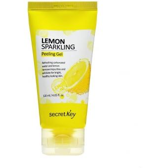 Цитрусовый гелевый пилинг Secret Key Lemon Sparkling Peeling Gel