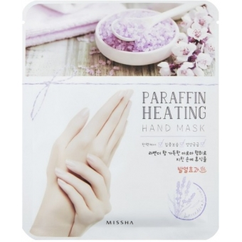 Маска для рук парафиновая Missha Paraffin Heating Hand Mask