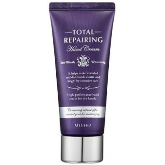 Восстанавливающая крем-маска для рук Missha Total Repairing Hand Cream