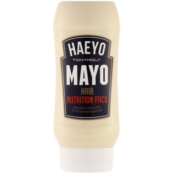 Восстанавливающая маска для волос Tony Moly Mayo Hair Nutrition Pack 2