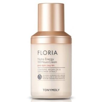 Увлажняющий крем для лица Tony Moly Floria Nutra 100 Hour Cream