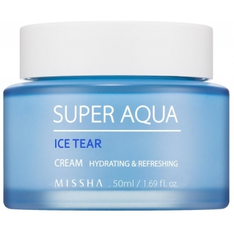 Освежающий крем Missha Super Aqua Ice Tear Cream