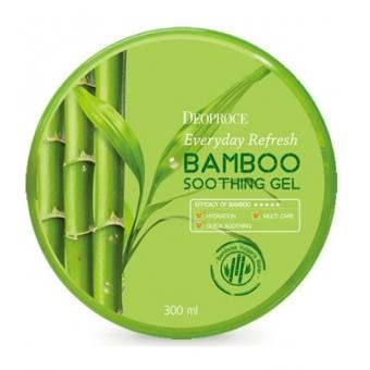 Гель для тела с экстрактом бамбука Deoproce Everyday Refresh Bamboo Soothing Gel