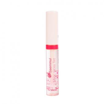 Тинт-блеск для губ The Saem Saemmul Magic Gloss Tint