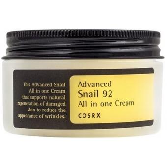 Концентрированный улиточный крем CosRX Advanced Snail 92 All in One Cream