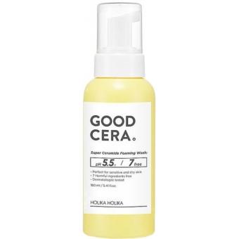 Пенка для очищения лица Holika Holika Skin and Good Cera Steam Foaming Wash