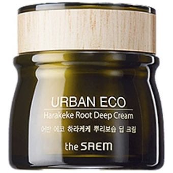 Крем для лица The Saem Urban Eco Harakeke Root Deep Cream