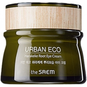 Крем для глаз The Saem Urban Eco Harakeke Root Eye Cream