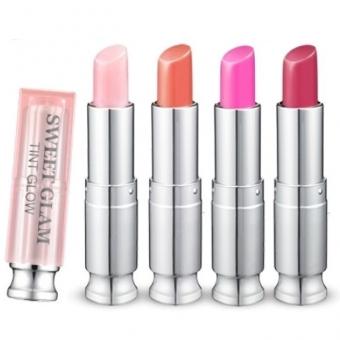 Бальзам–тинт для губ для усиления натурального цвета Secret Key Sweet Glam Tint Glow