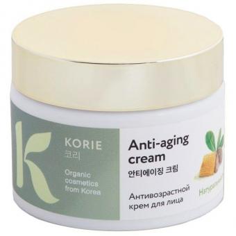Антивозрастной крем с золотом и протеинами Korie Anti-aging Cream
