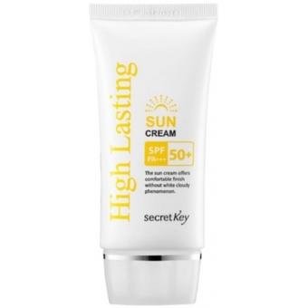 Анти возрастной и солнцезащитный  крем Secret Key High Lasting Sun Cream