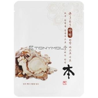 Тканевая маска-лифтинг для лица Tony Moly Origin 365 Lifting Oriental Mask Sheet