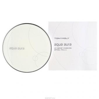 Сменный блок для кушона Tony Moly Refill Aqua Aura UV Moist Cushion
