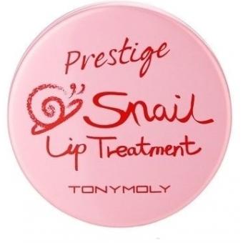 Бальзам для губ с улиточной слизью Tony Moly Snail Prestige Lip Treatment