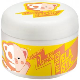 Крем с ретинолом Elizavecca Milky Piggy EGF Retinol Cream