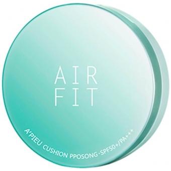 Матирующий кушон A'Pieu Air-Fit Cushion Pposong SPF50/PA+++