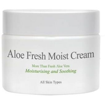 Крем увлажняющий The Skin House Aloe Fresh Moist Cream