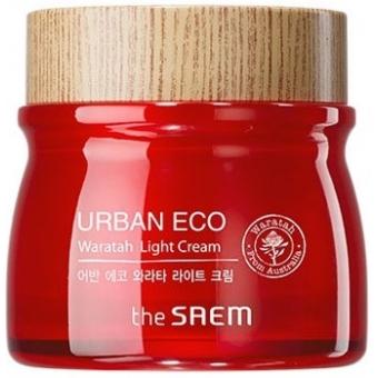 Гелевый крем для лица The Saem Urban Eco Waratah Light Cream