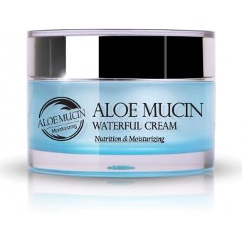 Крем увлажняющий The Skin House Aloe Mucin Waterful Cream