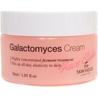 Успокаивающий крем The Skin House Face Calming Galactomyces Cream