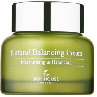 Балансирующий крем The Skin House Natural Balancing Cream