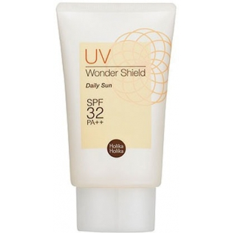 Солнцезащитный крем (санскрин) Holika Holika UV magic shield daily sun SPF32 PA++