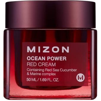 Антивозрастной крем для лица Mizon ocean power red cream