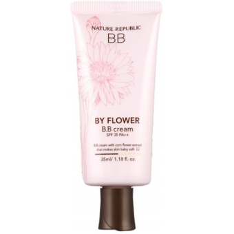 ББ крем Nature Republic By Flower BB Cream (SPF35 PA++)  -2