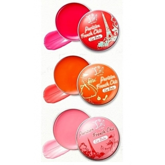 Бальзам для губ Mizon Parisien French Chic Lip Balm-3