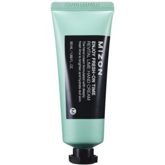 Крем для рук разглаживающий Mizon Revital Lime Hand Cream