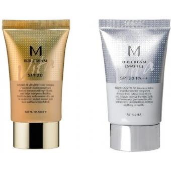 База для макияжа Missha M Vita BB Cream SPF 20/PA++