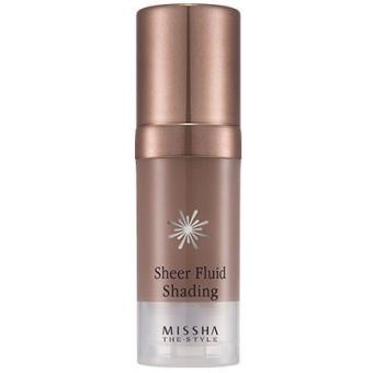 Флюид-бронзер Missha The Style Sheer Fluid Shading