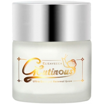 Антивозрастной крем Elizavecca Glutinous Cream